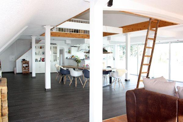 Die Nadel im Heuhaufen! Exklusives Loft - in bester Wohnlage von Hinsbeck!