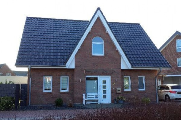 Einfamilienhaus mit Friesengiebel in Brüggen