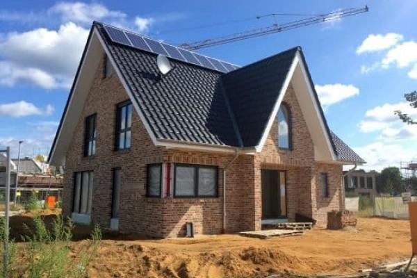 Einfamilienhaus mit Friesengiebel!