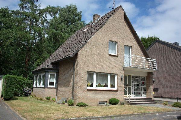 Freistehendes Einfamilienhaus in zentraler Lage von Kaldenkirchen!