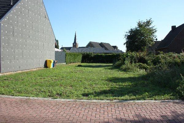 Perfekter Baugrund für eine schicke Doppelhaushälfte in Nettetal-Leuth!